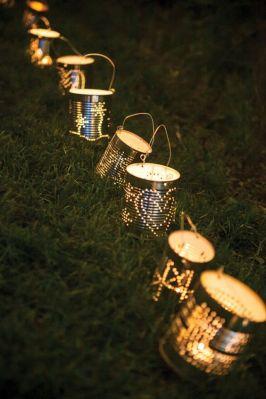 recycler conserves en lumières