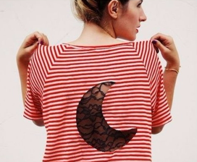 Customisation T-shirt