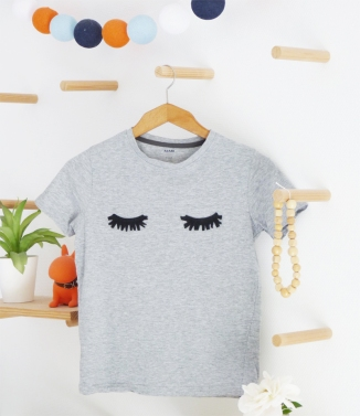 DIY t-shirt cils